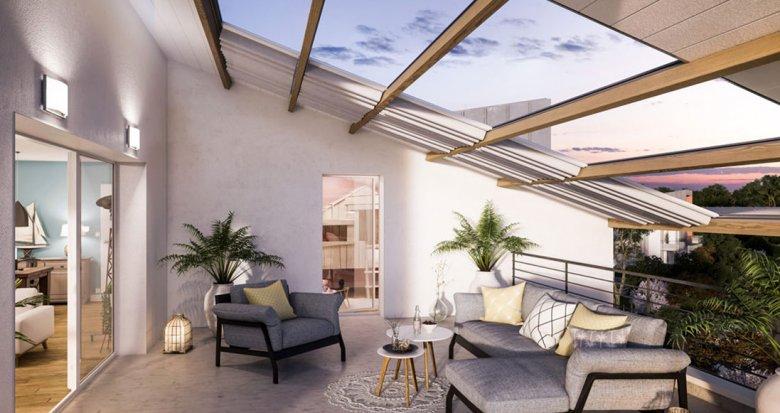 Achat / Vente appartement neuf Pornic quartier de la Ria (44210) - Réf. 1696