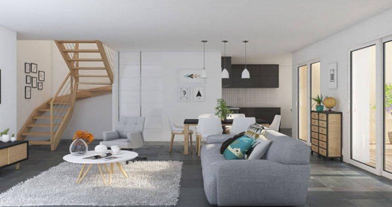 Achat / Vente appartement neuf Pornichet à 10min de la plage (44380) - Réf. 5635