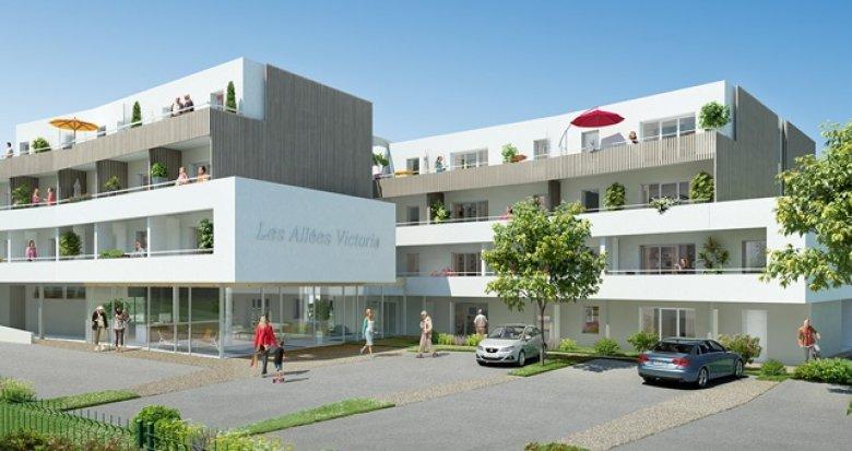 Achat / Vente appartement neuf Pornichet centre-ville Océan (44380) - Réf. 1095