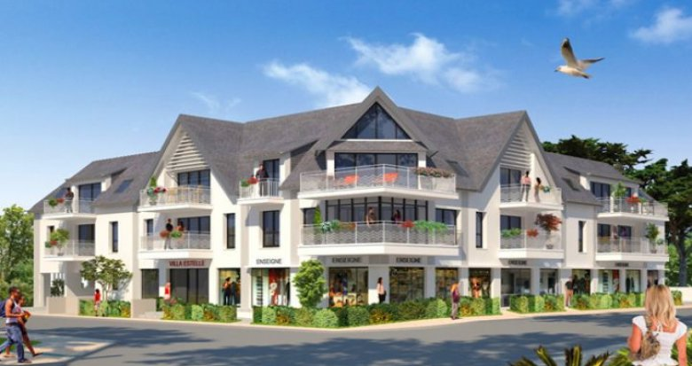 Achat / Vente appartement neuf Pornichet proche de la plage (44380) - Réf. 14