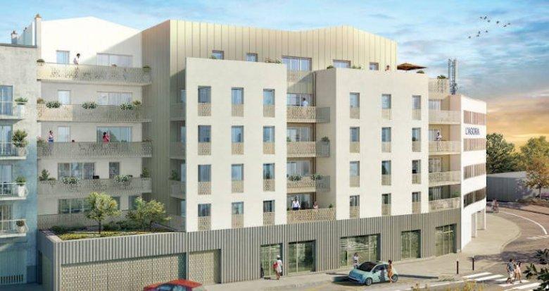 Achat / Vente appartement neuf Rezé Quartier 8 mai (44400) - Réf. 4648