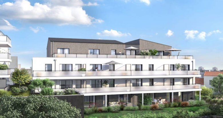 Achat / Vente appartement neuf Rezé quartier 8 mai (44400) - Réf. 3809