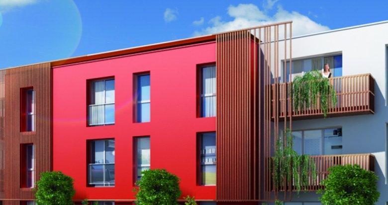 Achat / Vente appartement neuf Rezé quartier du Ragon (44400) - Réf. 801