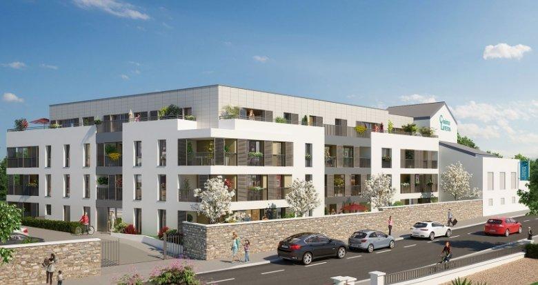 Achat / Vente appartement neuf Saint-Herblain centre proche commodités (44800) - Réf. 2680