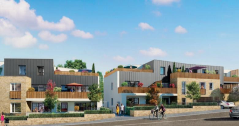 Achat / Vente appartement neuf Saint-Herblain proche atlantis (44800) - Réf. 5822
