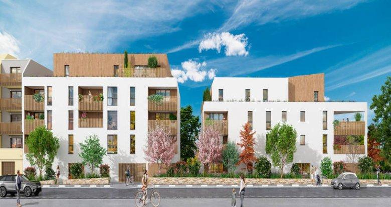 Achat / Vente appartement neuf Saint-Herblain secteur polyclinique (44800) - Réf. 5928