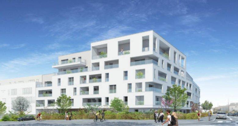 Achat / Vente appartement neuf Saint-Nazaire à 600m de la Plage de Porcé (44600) - Réf. 5926