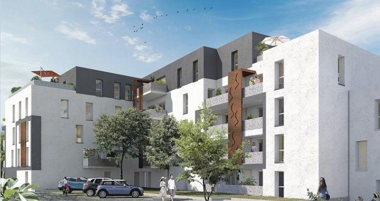 Achat / Vente appartement neuf Saint-Nazaire Côté d'Amour (44600) - Réf. 3899