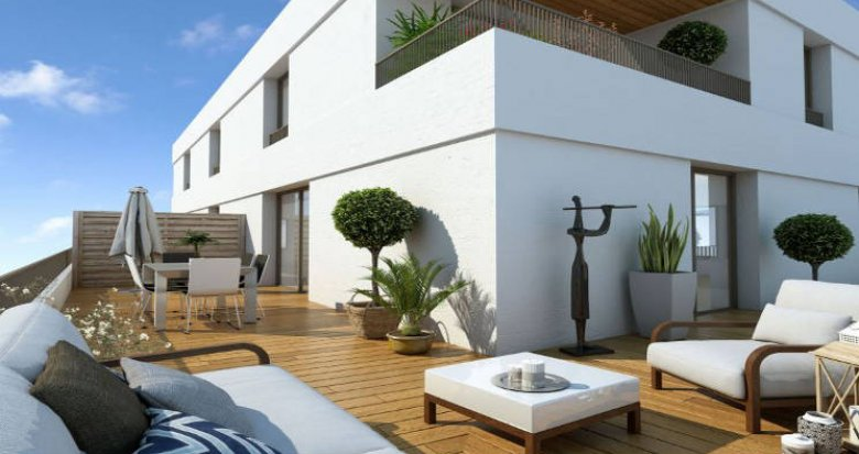 Achat / Vente appartement neuf Saint-Nazaire proche centre (44600) - Réf. 5656