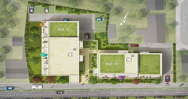 Achat / Vente appartement neuf Saint-Nazaire proche du front de mer (44600) - Réf. 5165