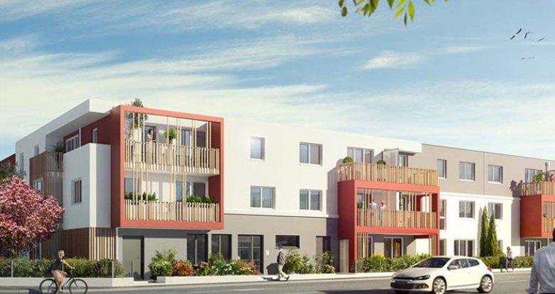 Achat / Vente appartement neuf Saint-Nazaire quartier Saint-Marc (44600) - Réf. 370
