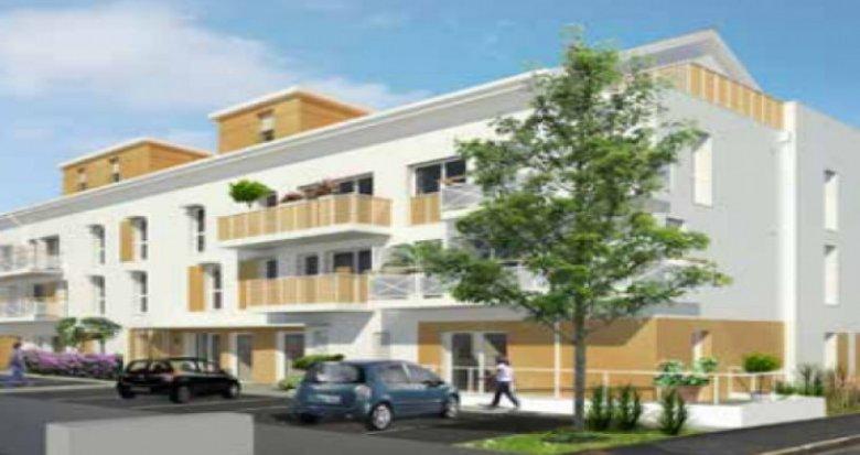 Achat / Vente appartement neuf Saint-Père-en-Retz centre rare (44320) - Réf. 5330