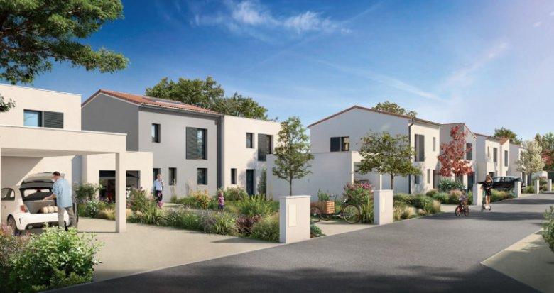 Achat / Vente appartement neuf Saint-Sebastien-sur-Loire face au bois des Gripôts (44230) - Réf. 5249