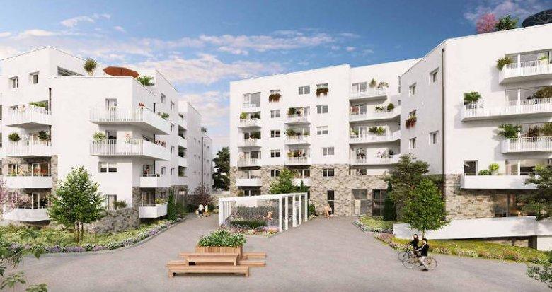 Achat / Vente appartement neuf Saint-Sébastien-sur-Loire proche centre-ville (44230) - Réf. 4482