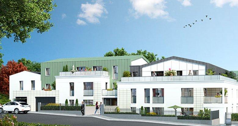 Achat / Vente appartement neuf Saint-Sébastien-sur-Loire proche centre-ville (44230) - Réf. 228