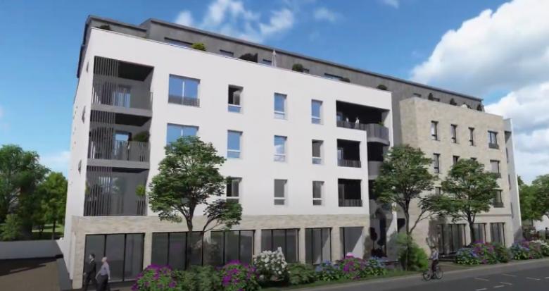 Achat / Vente appartement neuf Saint-Sébastien-sur-Loire proche transports et commerces (44230) - Réf. 5050