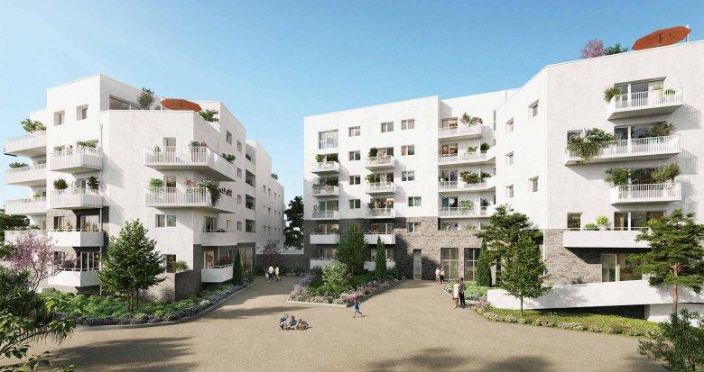 Achat / Vente appartement neuf Saint-Sébastien-sur-Loire proche zone d'activité (44230) - Réf. 6267