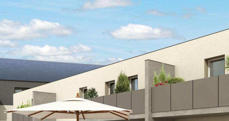 Achat / Vente appartement neuf Sainte Luce Sur Loire limite Nantes Est (44980) - Réf. 512