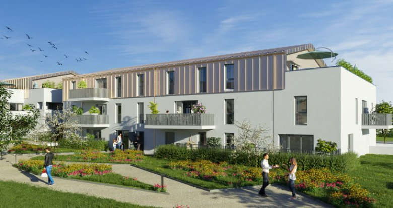 Achat / Vente appartement neuf Sautron au cœur du quartier Brimberne (44880) - Réf. 5749