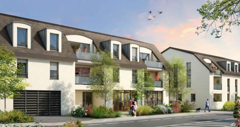 Achat / Vente appartement neuf SAUTRON CENTRE-VILLE (44880) - Réf. 846