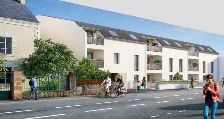 Achat / Vente appartement neuf Thouaré-sur-Loire proximité centre-bourg (44470) - Réf. 1449