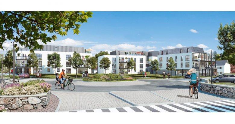 Achat / Vente appartement neuf Treillières centre (44119) - Réf. 312