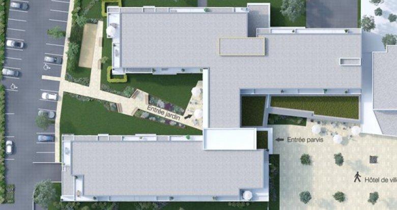 Achat / Vente appartement neuf Treillières proche de la mairie (44119) - Réf. 1179