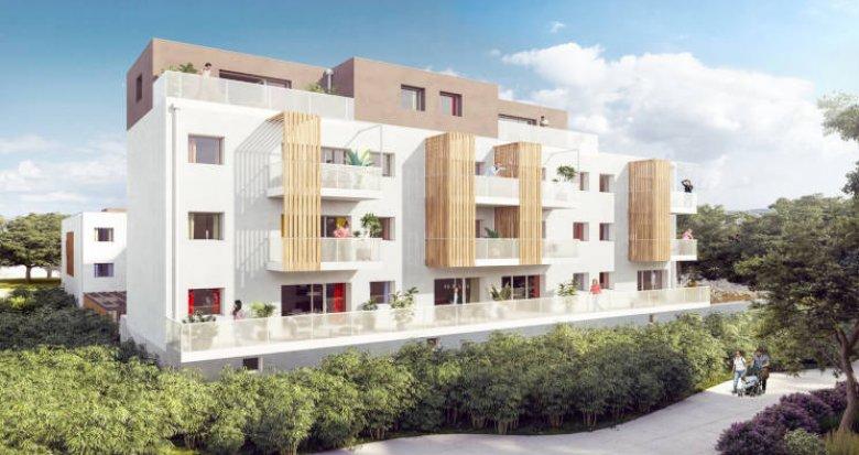 Achat / Vente appartement neuf Trignac proche écoles (44570) - Réf. 3619