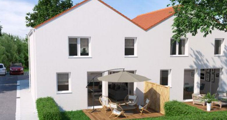 Achat / Vente appartement neuf Vertou à 4 kilomètres du centre-ville (44120) - Réf. 1045