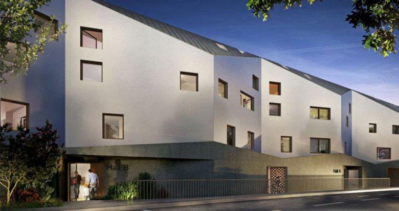 Achat / Vente appartement neuf Vertou centre-ville (44120) - Réf. 2264