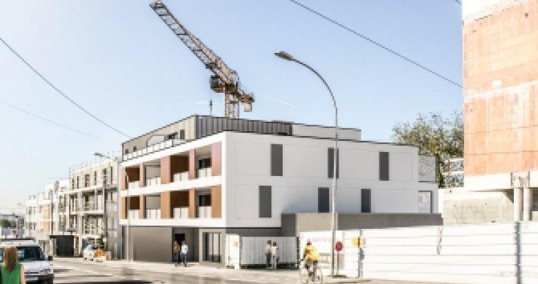 Achat / Vente appartement neuf VERTOU QUARTIER DE LA GRAMMOIRE (44120) - Réf. 845