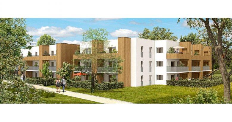 Achat / Vente appartement neuf Vertou quartier du Planty (44120) - Réf. 207